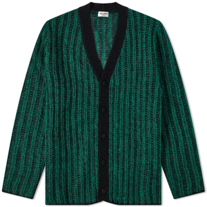 유럽직배송 Saint Laurent Saint Laurent Skate Mohair Cardigan 645810-YAXF2-3641