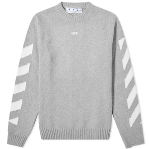 유럽직배송 Off-White Off-White Arrow Crew Knit OMHE023R21KNI0014101